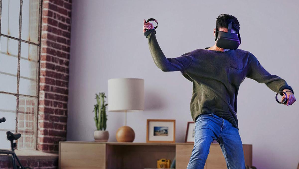 Vrste VR kaciga Oculus Rift S